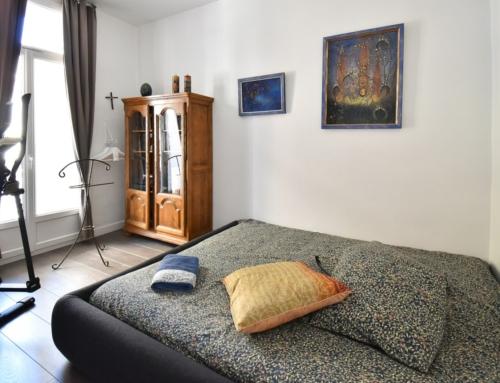 Marseille – Appartement 4 pièces- Chambre 2