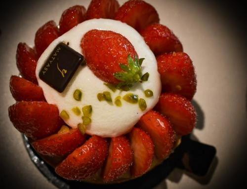 Matyasy Toulon Tarte aux fraises chantilly