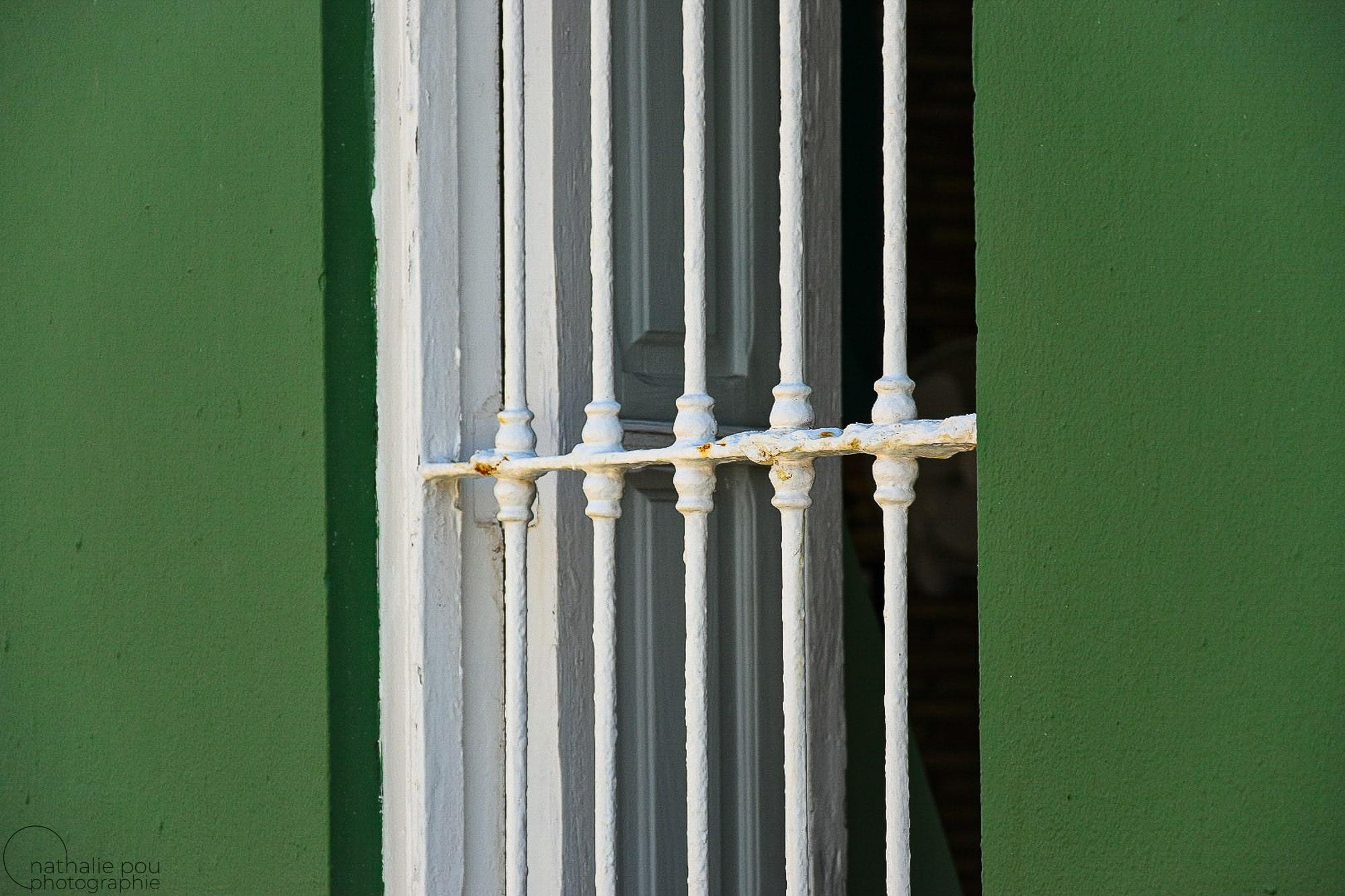 Derrière les barreaux Photographie Nathalie Pou