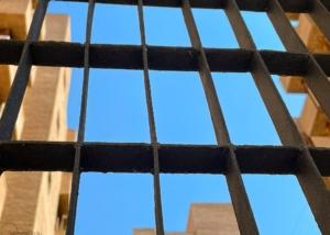 Photographe Architecture: Derrière les grilles