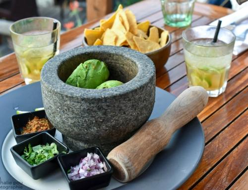 Restaurant le Pain de Sucre – Lumio – Corse – Le Guacamole comme on l'aime !