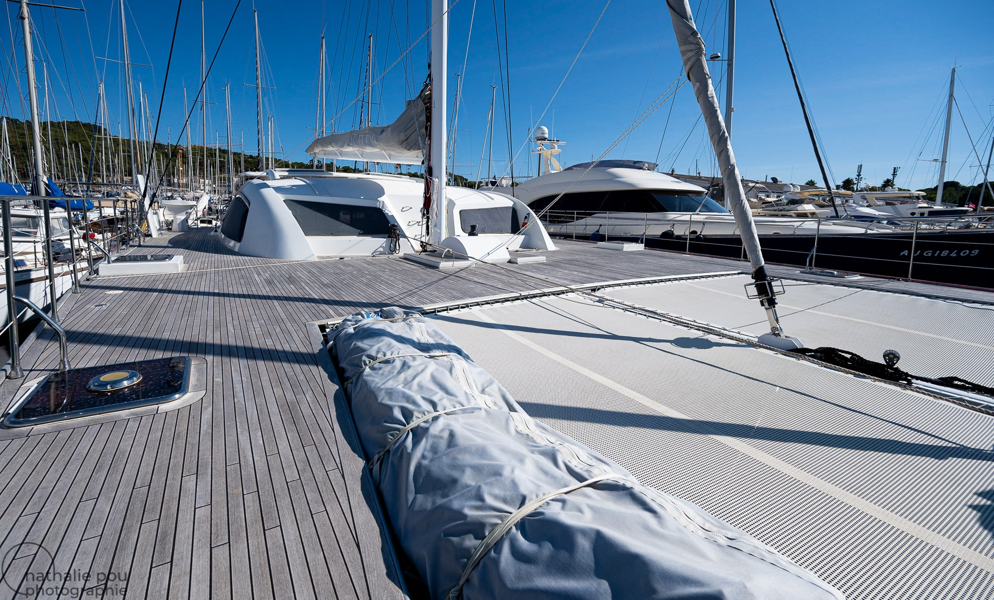 Photographe Yachting: Taïna by Catana - Port Pin Rolland Saint Mandrier